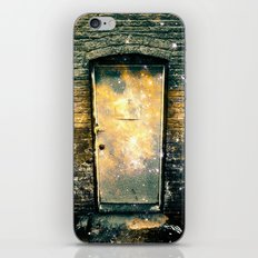 What Lies Beyond the Door Part II iPhone & iPod Skin