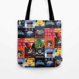Mark Mallman - Album Compilation Tote Bag
