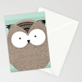 Owlsome, sweet collection Stationery Cards