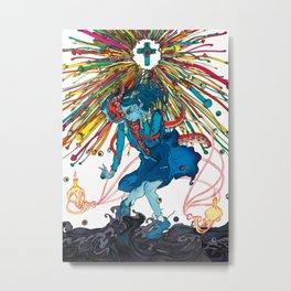 Saint Euphoria Metal Print