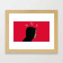 XXX Tentacion Framed Art Print