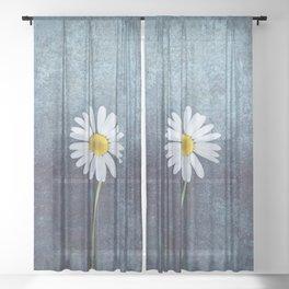 Daisy Sheer Curtain