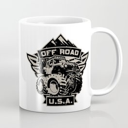 Off Road USA Coffee Mug