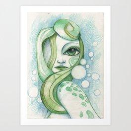 Voice Of The Sea Art Print