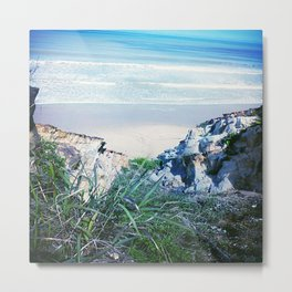 Tusan Beach Metal Print