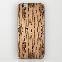 Inside White Pine iPhone Skin