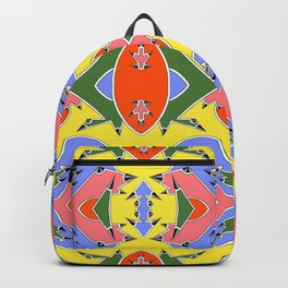 Sharp Angles Backpack
