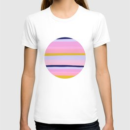 Ojai, california sunset T-shirt