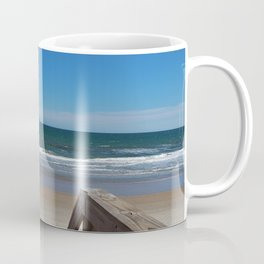 Topsail Beach Coffee Mug
