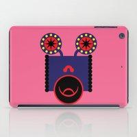 lsd iPad Cases featuring LSD: Dream Emulator Character B6 by G.D.D.E