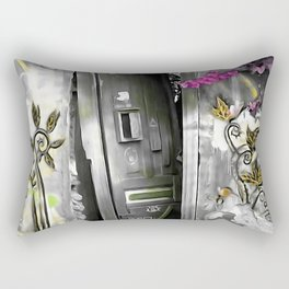 PLAKA - DOOR no2a Rectangular Pillow