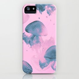 Candy Jellyfishes iPhone Case