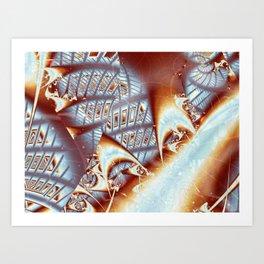 Cells 2 Art Print