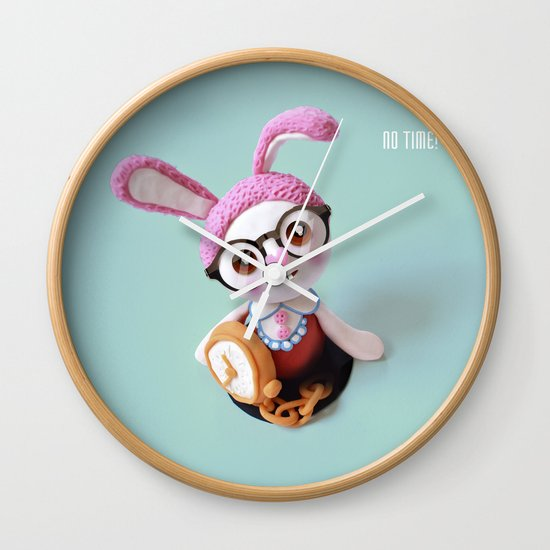 No time! Wall Clock