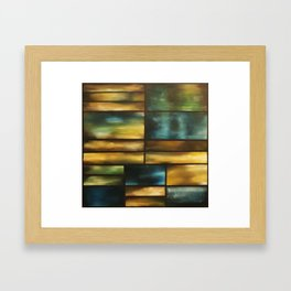 Reconfined #4 Framed Art Print