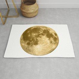 Golden Moonage Rug