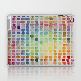 Color Scales Laptop & iPad Skin