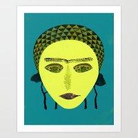 circe Art Print