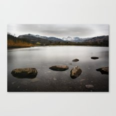 Elterwater, Lake District  Canvas Print