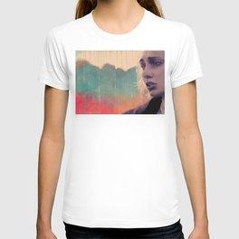 Blue sense8 T-shirt