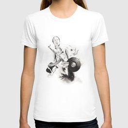 """P.O.A.M (Portrait of a Memory) """"D"""" T-shirt"""