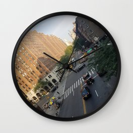 city_5 Wall Clock
