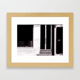 bar Framed Art Print