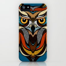 Oldschool Owl Slim Case iPhone SE