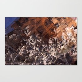 Piazza Navona #3 Canvas Print