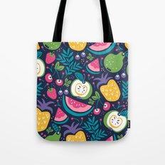 Hello Fruity Tote Bag