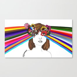 New Vision Canvas Print