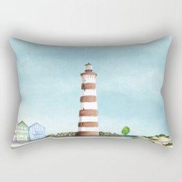 Aveiro landscape Rectangular Pillow