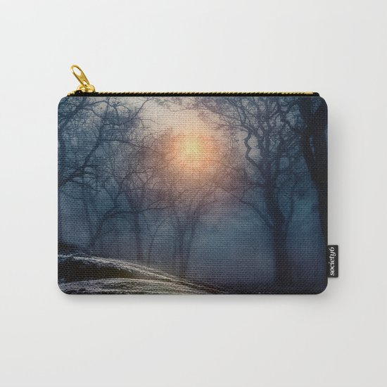 From small beginnings and big endings. Carry-All Pouch