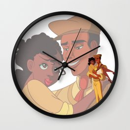 Almost There Wall Clock
