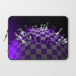 chess fantasy violet Laptop Sleeve