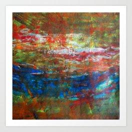 Brane S19 Art Print