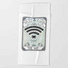 The Wifi Beach Towel
