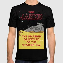 Visit Jakku T-shirt