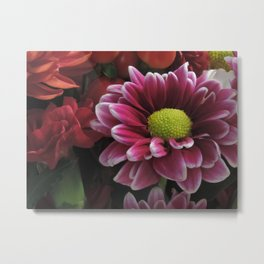 Fall bouquet Metal Print