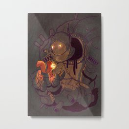 This Little Light of Mine Metal Print