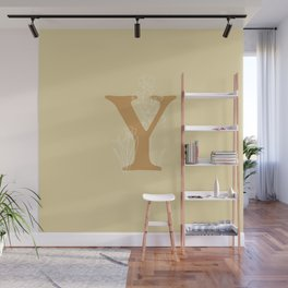 Yellow Bell Wall Mural