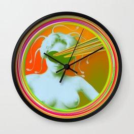 Lazer Wall Clock