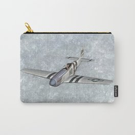 P-51 Mustang Fighter Carry-All Pouch