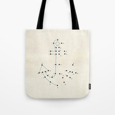 Connect the Dots #2 Tote Bag