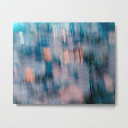 Tropical Impressionism (variation) Metal Print