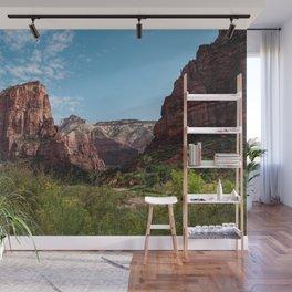 Navajo Sandstone - Zion National Park Wall Mural