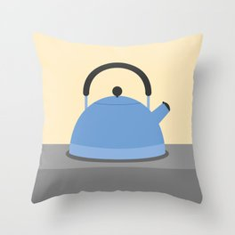#34 Kettle Throw Pillow
