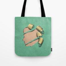 real woman Tote Bag