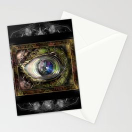 Eye of the Elemental Universe Stationery Cards