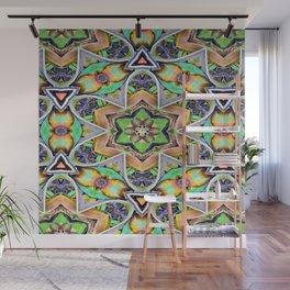 Natural Pattern No 2 Wall Mural